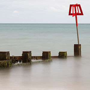 Long exposure groyne